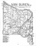 Des Moines, Van Buren T68N-R10W, Van Buren County 1982 Published by R. C. Booth Enterprises